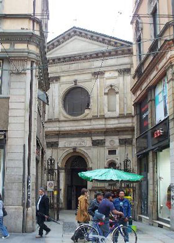 San Satiro Milano