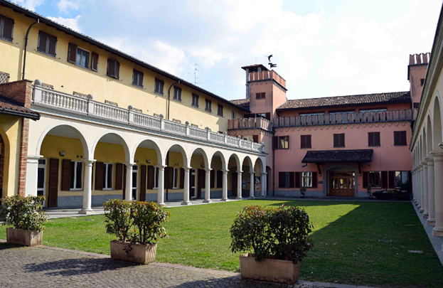 Saronno Istituto Padre Monti