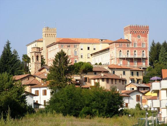 Castello dei Missionari Comboniani di Venegono Superiore