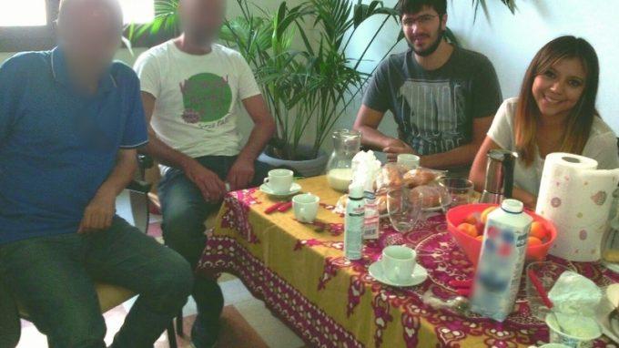 Caffetteria Amicizia - foto Comunità Sant'Egidio 2 Cropped