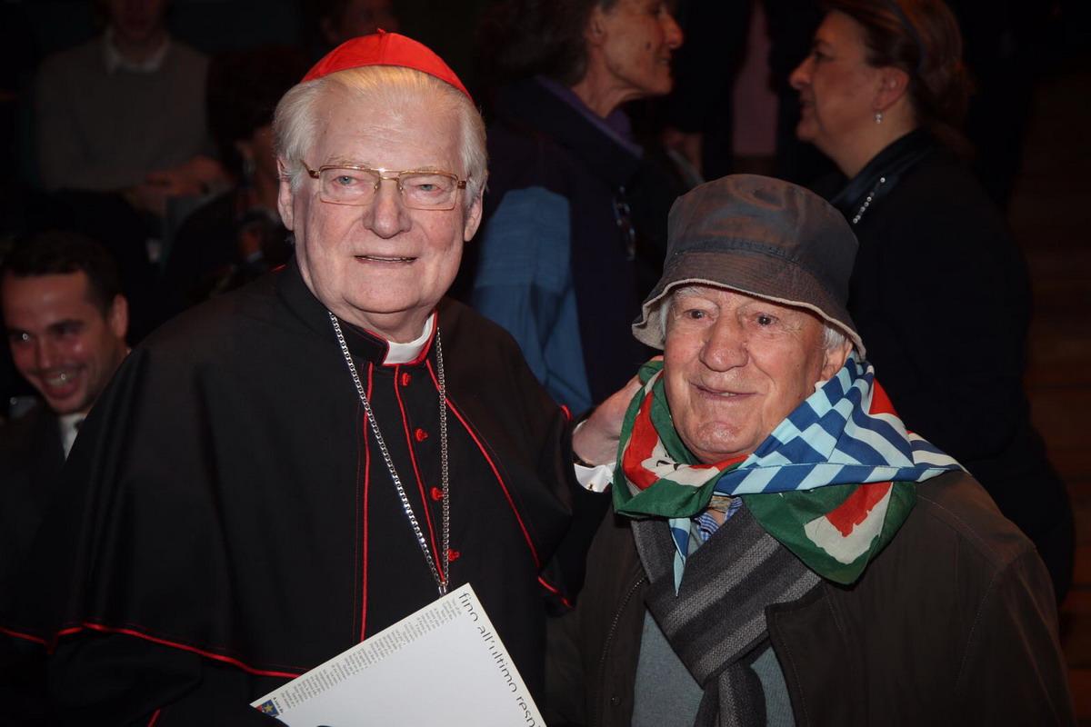 Il cardinale Scola insignito oggi dell'Ambrogino d'oro