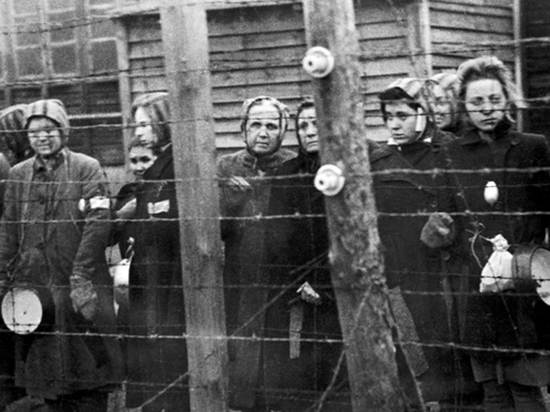 campo di concentramento femminile di Ravensbruck