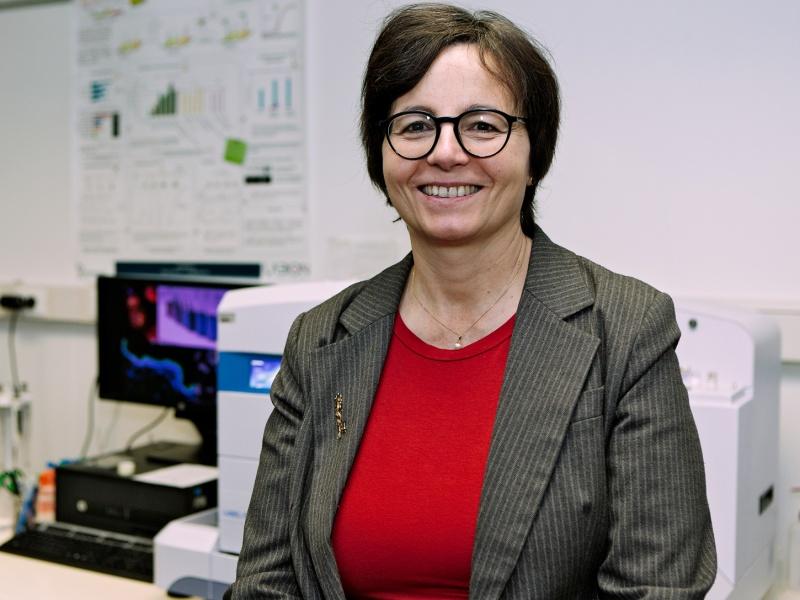 Maria Chiara Carrozza_direttore scientifico della Fondazione Don Gnocchi