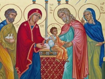 presentazione Gesù