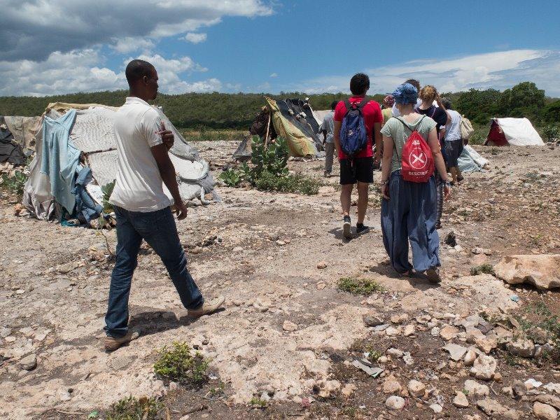 3 ecco i confini - matteo bodini - anse a pitre - haiti