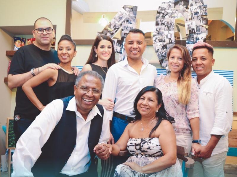 carmen famiglia