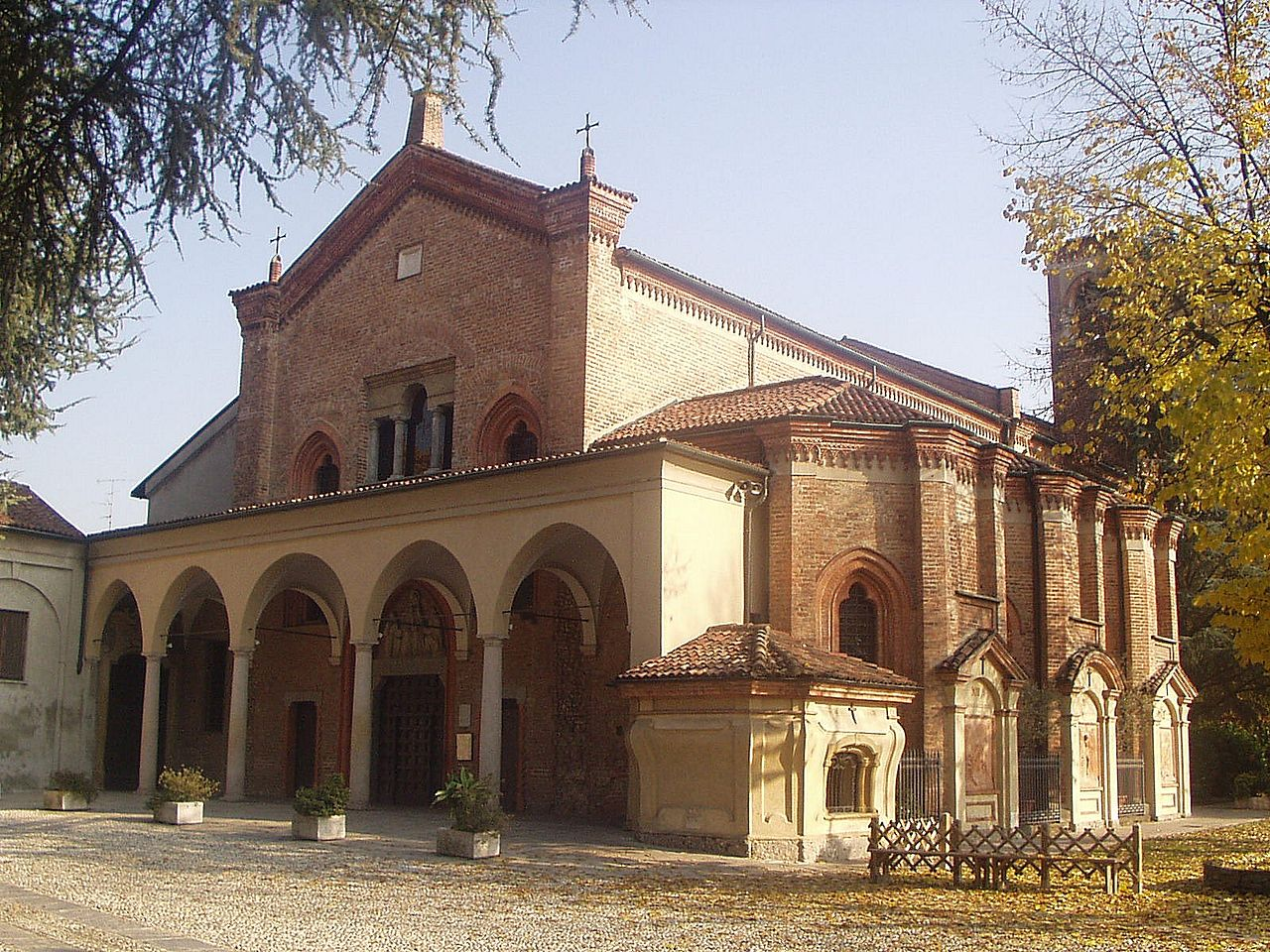 Santa Maria delle Grazie di Monza detta anche