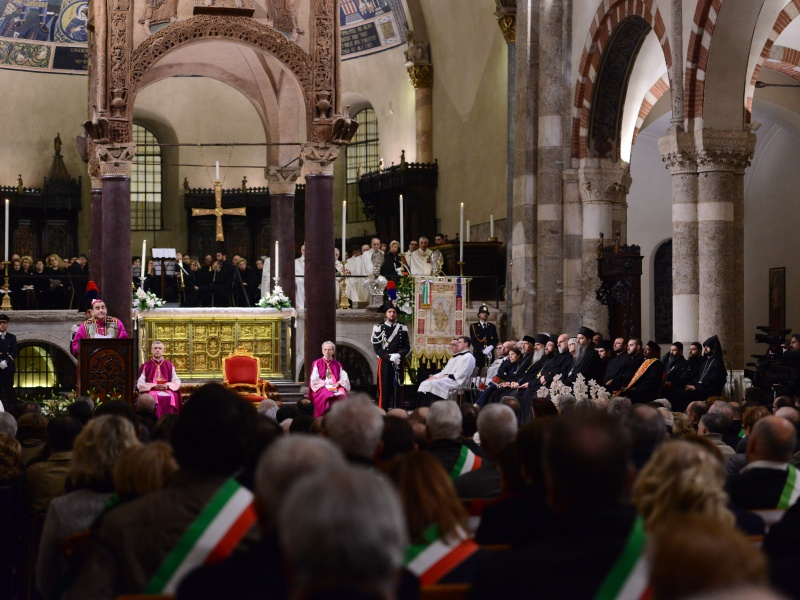 Discorso di Sant'Ambrogio