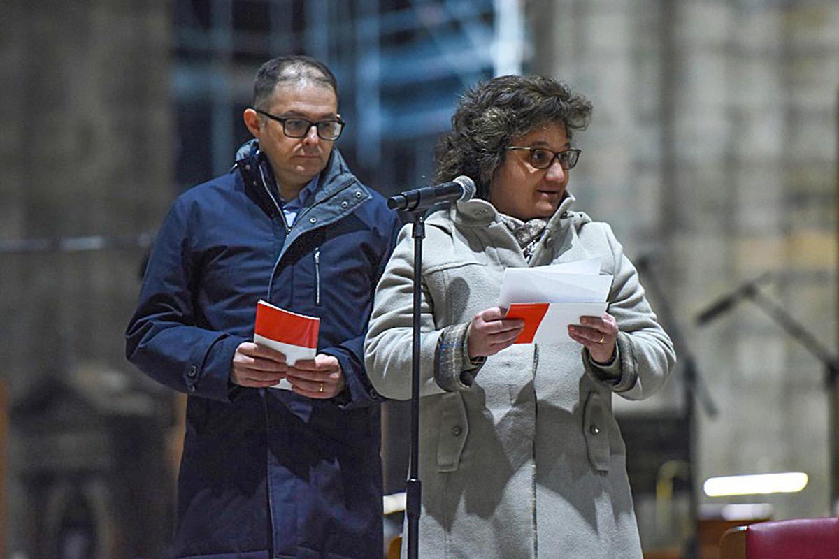 Gruppi d'ascolto in Duomo