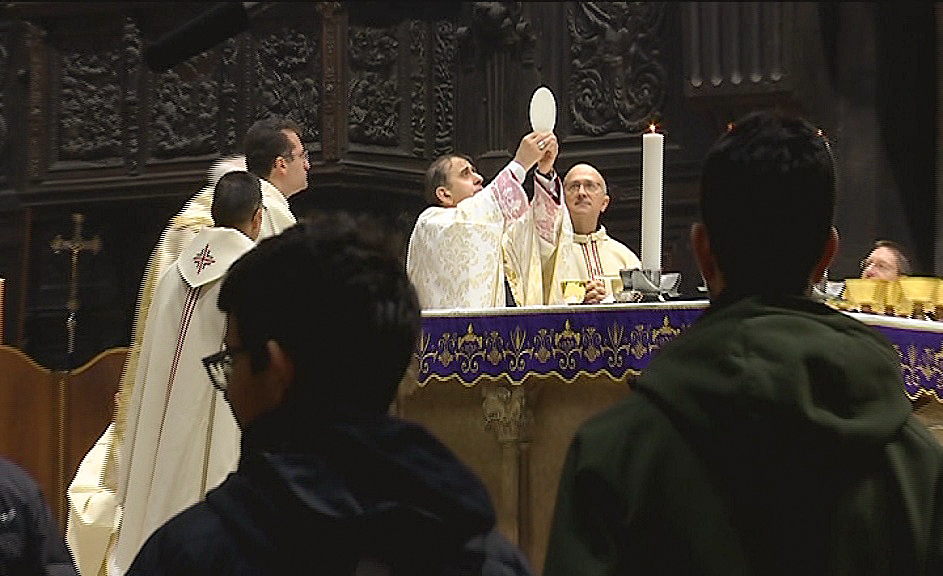 Formazione professionale Messa Duomo