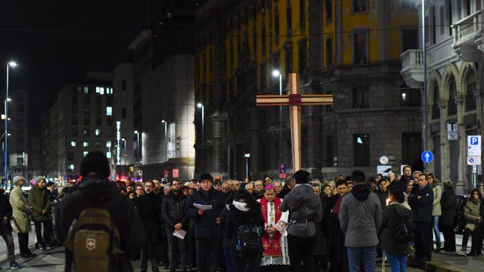 Via Crucis Milano