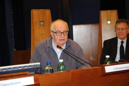 padre Beniamino Rossi