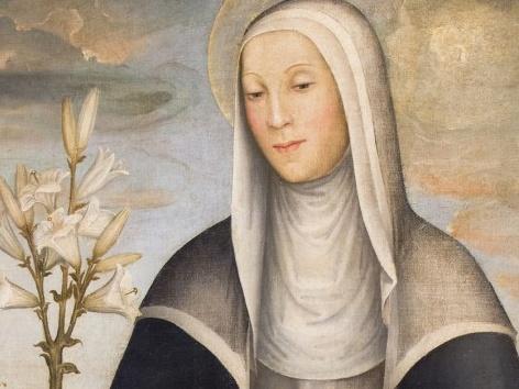 santa-Agnese di Montepulciano