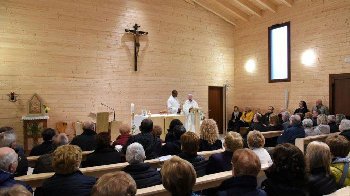 la chiesa di Pescara del Tronto