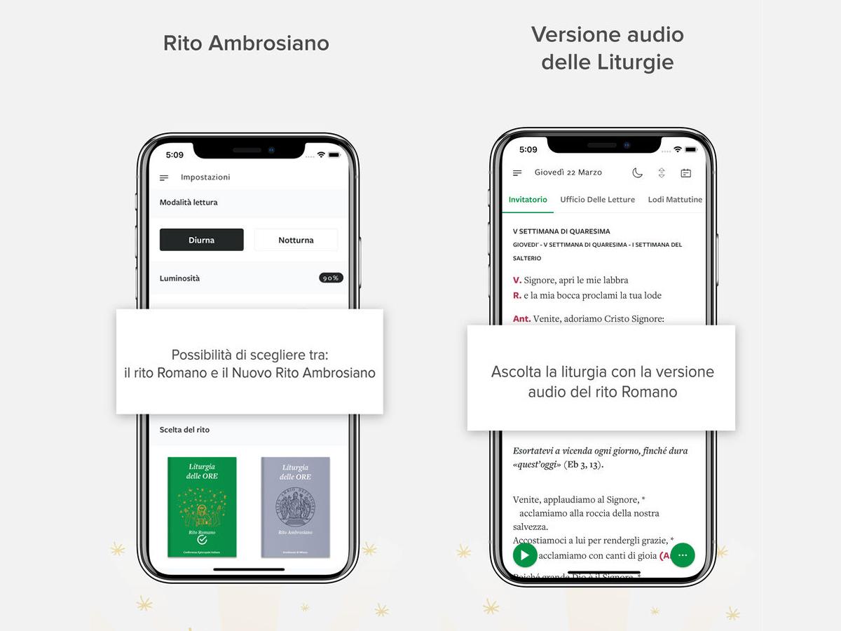Vangelo Del Giorno Calendario Romano.In Una App La Liturgia Delle Ore In Rito Ambrosiano E Romano
