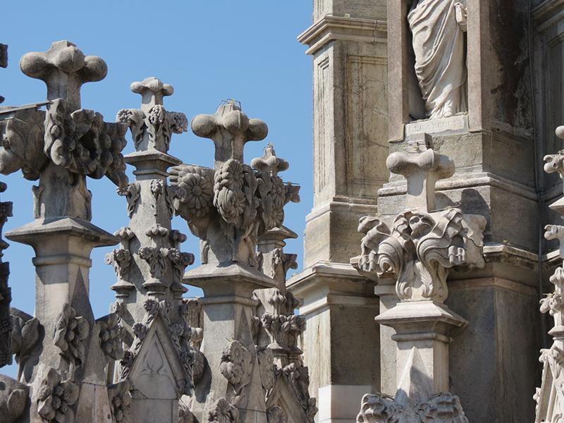 Una Domenica Al Duomo Di Milano