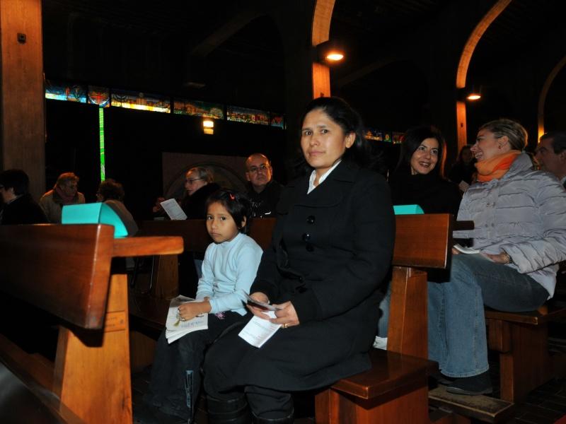 Chiesa dalle genti