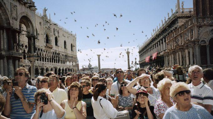 ITALY. Venice. 1989.