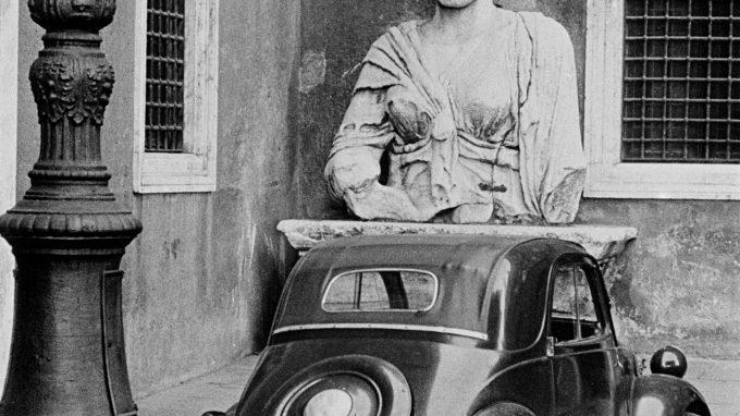ITALY. Rome. 1955.