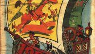 1 La copertina di Capodanno 1954 del Vittorioso, illustrata da Jacovitti
