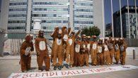 Pirellone flash mob