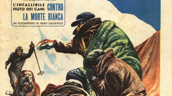 Copertina del 1953 disegnata da Ruggero Giovannini