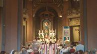 02_ Delpini visita i santuari mariani. Nella foto a Imbersago