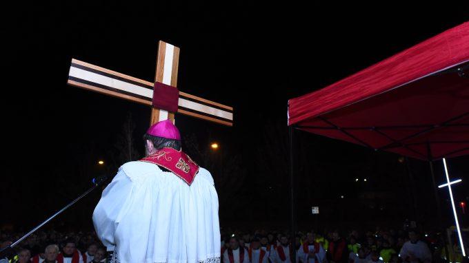 11 Via Crucis per la Zona Pastorale III a Erba