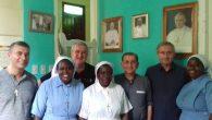 14_ In Aprile Delpini visita la missione a Cuba