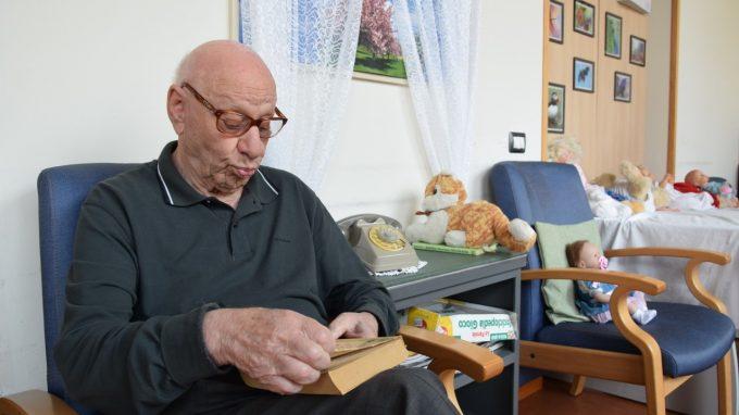 Antonio 91 anni