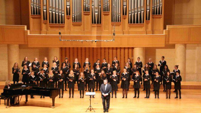 Mädchenchor Am Kölner Dom di Colonia