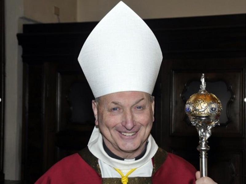 monsignor Gianpaolo Citterio