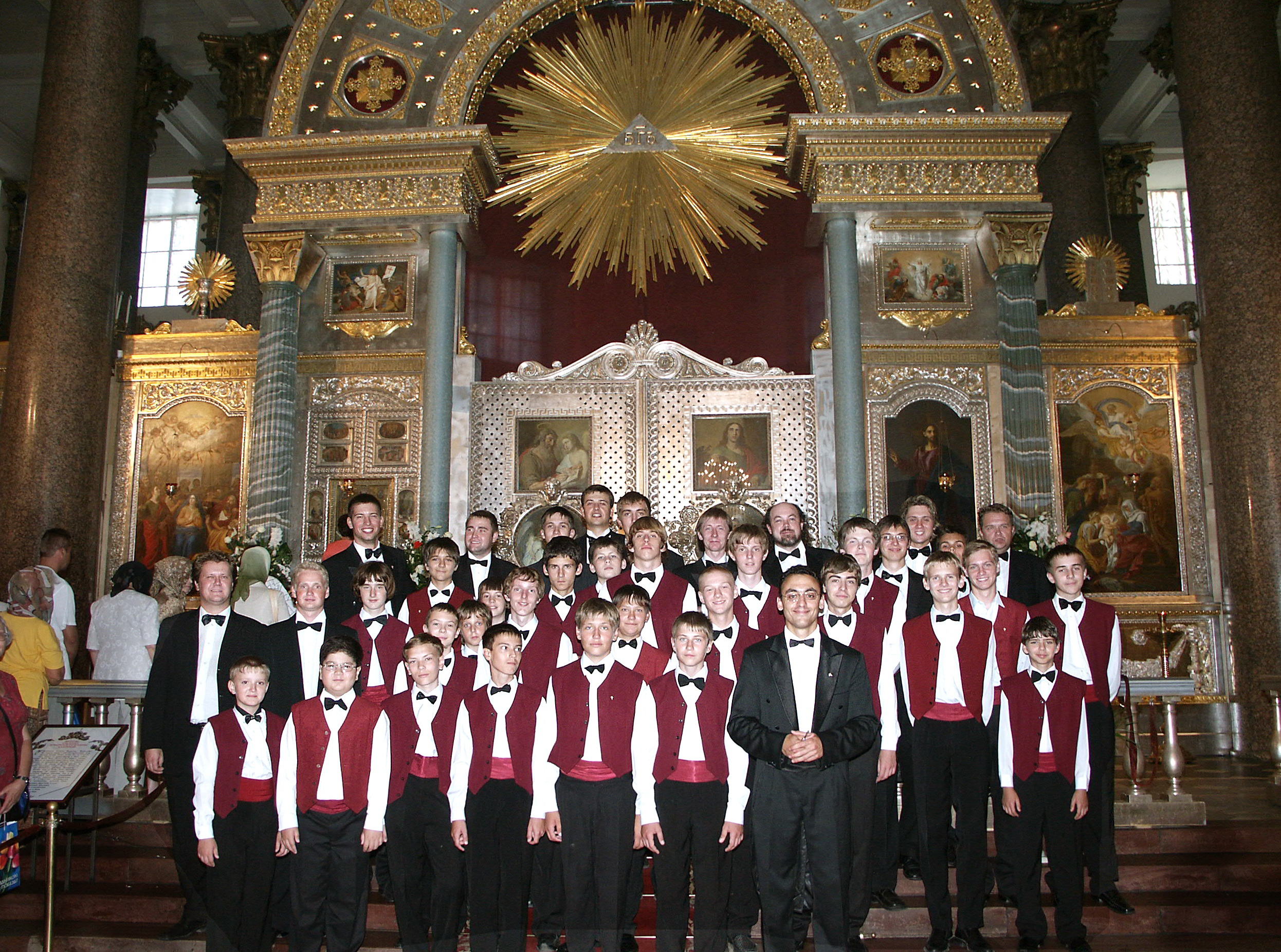 "Ukrainian Boys Choir ""Dzvinochok"