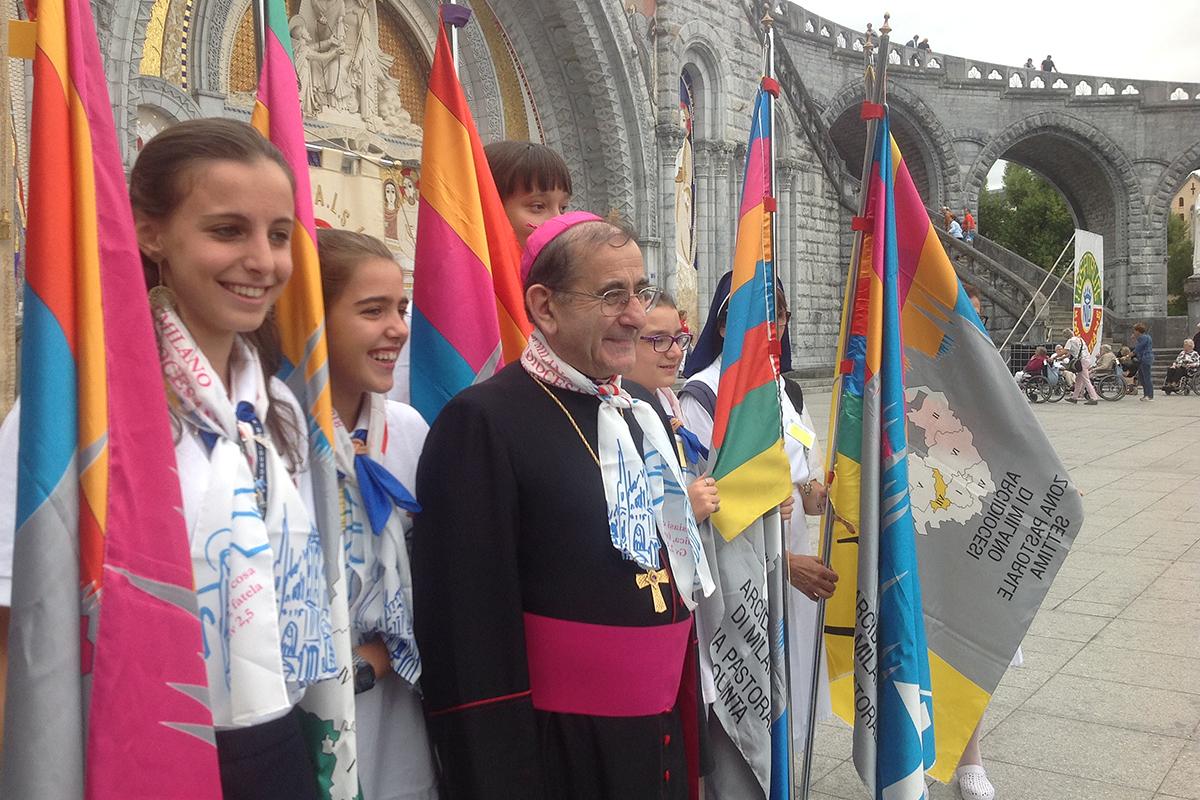 delpini-Lourdes