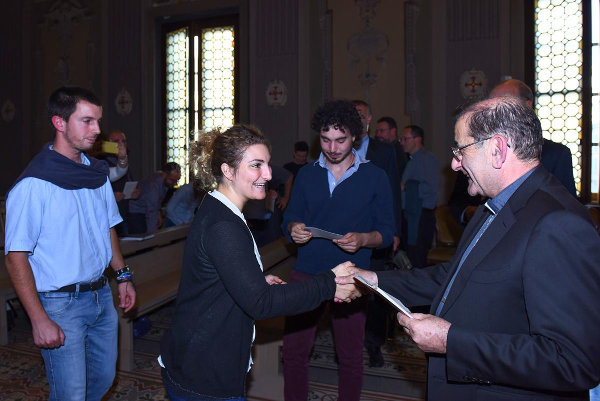 Delegati pastorale giovanile Delpini