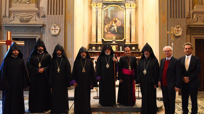 Catholicos Karekin Armeni