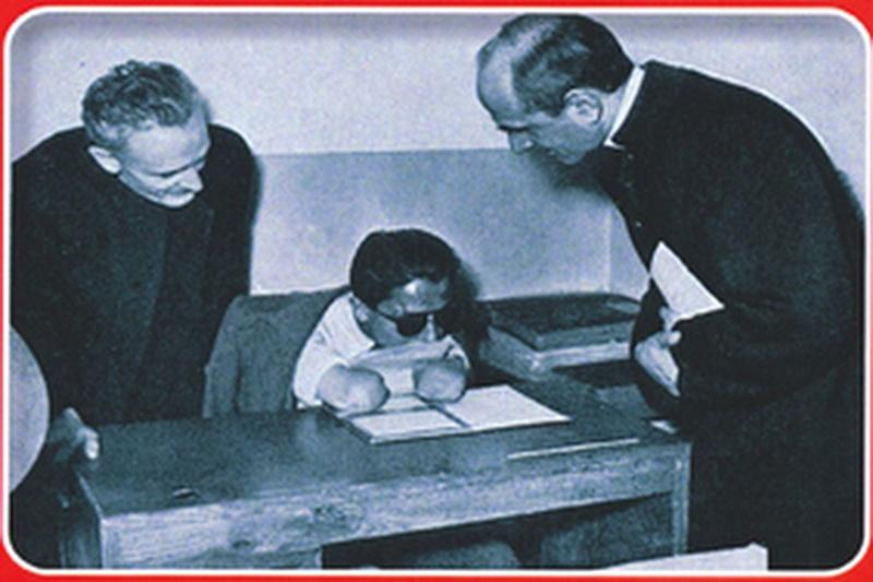 Don Gnocchi e Paolo VI