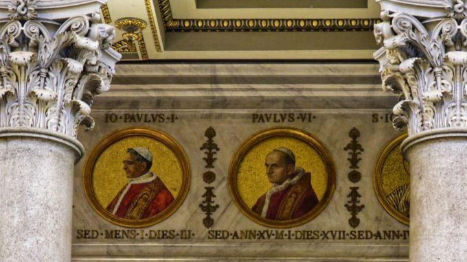San Paolo Fuori le Mura San Paolo VI