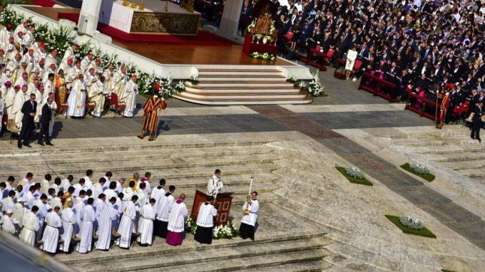 canonizzazione paolo VI AABF