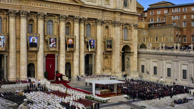 canonizzazione paolo VI AABG