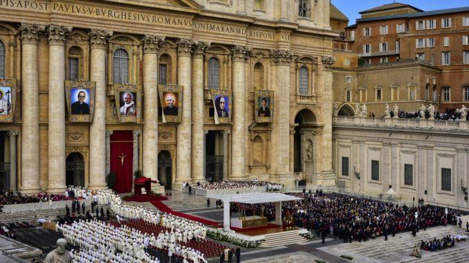 canonizzazione paolo Vi AAAW