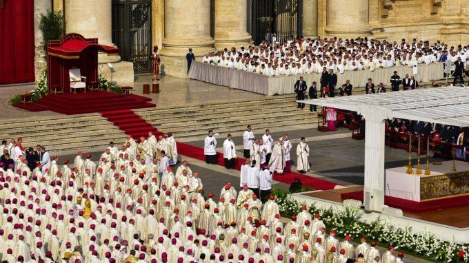 canonizzazione paolo vi AABC