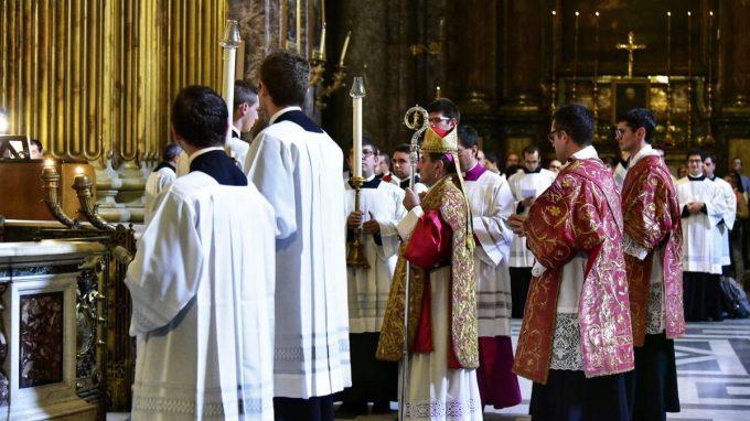 delpini vigilia canonizzazione AAAQ