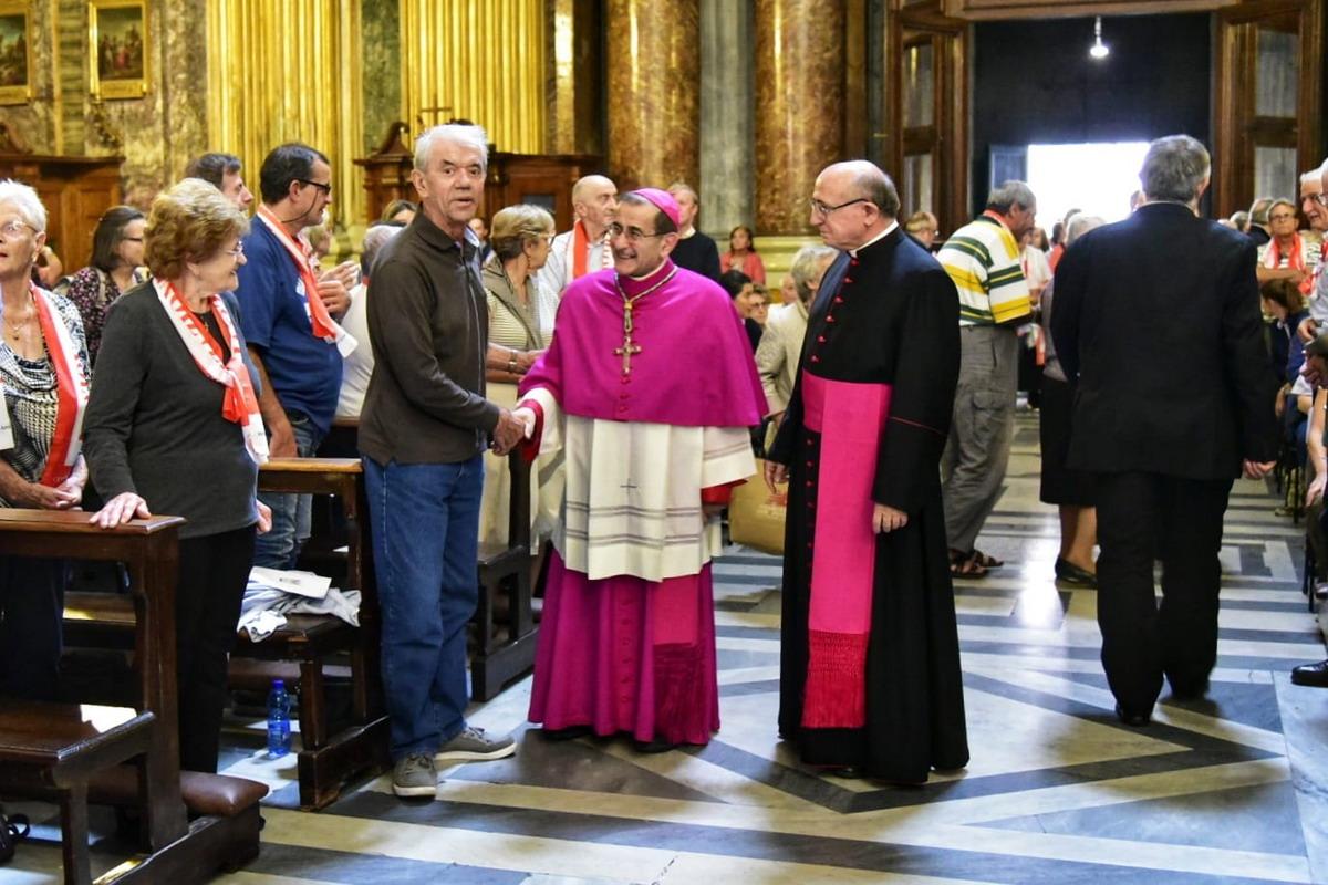 delpini vigilia canonizzazione AAAT