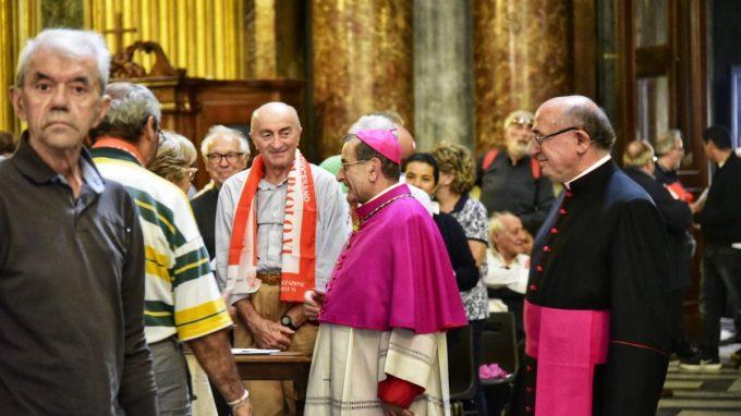 delpini vigilia canonizzazione AAAV