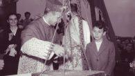 posa prima pietra Bosisio (21.5.1960) b