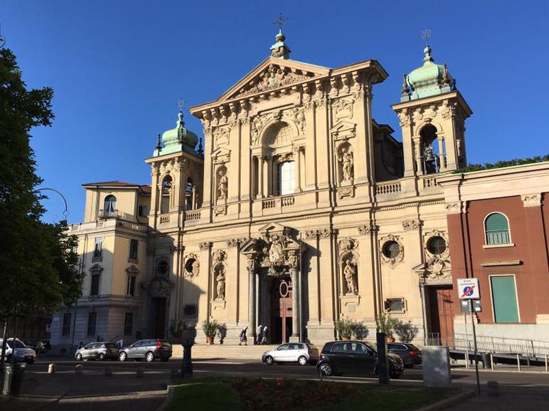 Santa Maria Segreta
