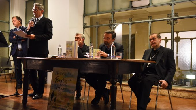 presentazione_libro di Khaled Hosseini _ACWB