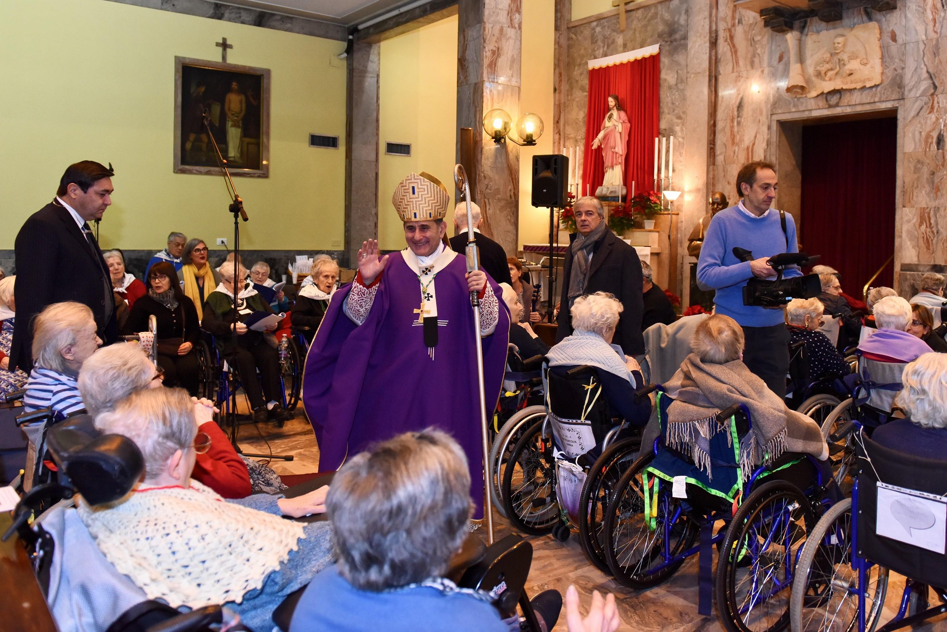 palazzolo messa natale 2018