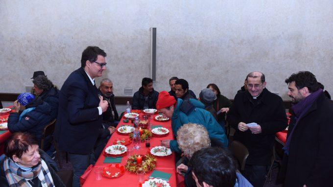 pranzo natale poveri sant egidio_AMBJ